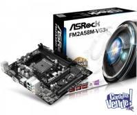 MOTHER ASROCK FM2 A58M-VG3 V/S/R