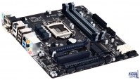 MOTHERBOARD - PLACA MADRE GIGABYTE S1150 B85M-DS3H   21494