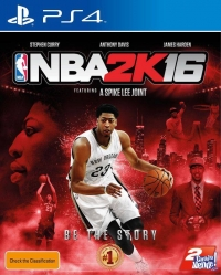 NBA 2K16	ORIGINAL, FISICO