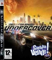 Need For Speed: Undercover ORIGINAL, FISICO