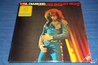 Neil Diamond-Hot August Night 1973 USA 2 Vinilos