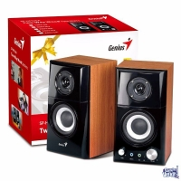 PARLANTES GENIUS SP-HF500A WOOD