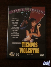 Película DVD: Pulp Fiction