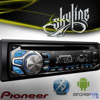 PIONEER DEH-X4650BT MP3/AUX-in/usb/mixtrax/bluethoot