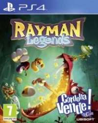 Rayman Legends	ORIGINAL, FISICO