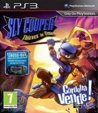 Sly Cooper Thieves in Time	ORIGINAL, FISICO