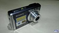 Sony Cyber-shot 7.2mp DSC-W80 Completa, andando