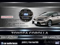 Stereo Multimedia Dvd Toyota Corolla Gps Tv Ipod