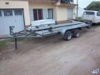 trailer para auxilio