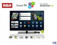 TV LED 55 RCA 55AN3D SMART TV ANDROID