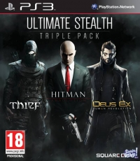 Ultimate Stealth Triple Pack	ORIGINAL, FISICO