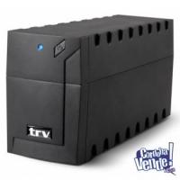 UPS TRV Neo 850, Capacidad 850VA, 4 Tomas,Software Monitoreo