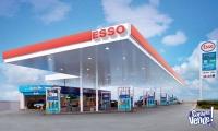 Venta de Combustible al Por Mayor Esso