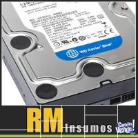 Disco Western Digital WD 1TB SATA-III 6GB/S 64MB Caviar Blue